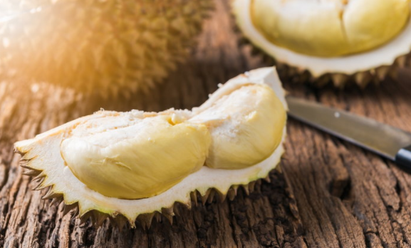 """Why eat """"durian"""" so much risk """"heat"""""""