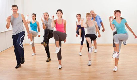 """""""Aerobic exercise"""", to exercise for health"""