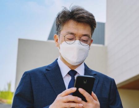 3 precautions when using the KF94 mask